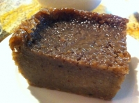 Jamaican Pudding
