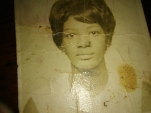 Beverly Henry (Jackson) (Aunt Bev) May 6, 1948 - August 5, 1974
